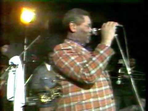Dizzy Gillespie + Leo Wright + Rodney Jones 1978 Hamburg -3 Blues