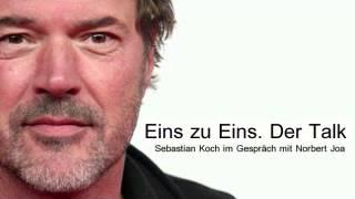 """""""Eins zu Eins. Der Talk."""" mit Sebastian Koch"""
