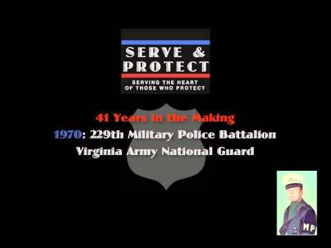 Mission and 41 Year Journey to Serve & Protect