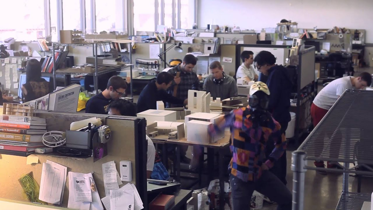 Architecture School Studio harlem shake university of arizona school of architecture edition