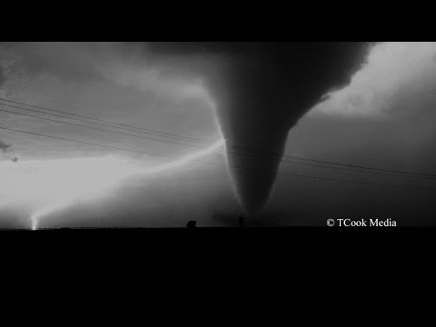 Storms of the Great Plains: the Rozel, Kansas tornado