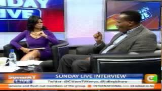 Sunday Live Interview with Prof. Jacob Kaimenyi and Dr. Kilemi Mwiria