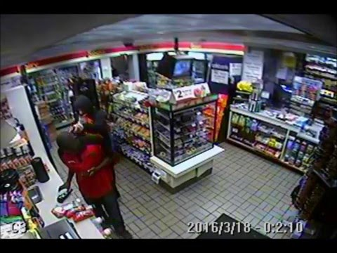 7-Eleven Armed Robbery