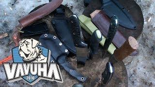 Разговоры о ножах feat. asznam. Выпуск 2 - Фикседы.