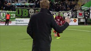 Gero sätter 1-0 för Östersund mot Bajen - TV4 Sport