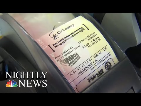 Winning $1.6B Mega Millions Ticket Sold In South Carolina | NBC Nightly News