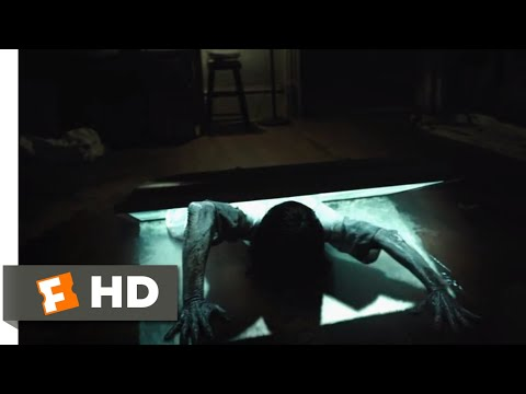 Rings (2017) - Fear the Flatscreen Scene (2/10) | Movieclips