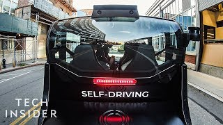 How Self-Driving Vehicles Could Transform Boston