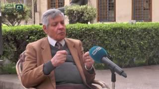مصر العربية | الشاعر محمد إبراهيم أبو سنة: الدولة ﻻ ترعى الثقافة
