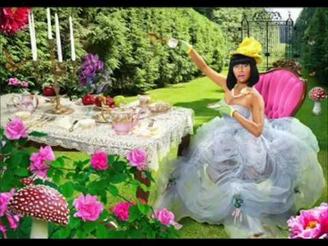 Bottoms Up - Trey Songz Feat Nicki Minaj NEW 2010 R&B Single (DOWNLOAD)