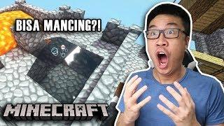 MANCING DI AIR YANG CUMA 1 BLOK?! - Minecraft SkyBlock (Indonesia)