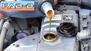 Peugeot 206 1.4 i : Comment faire une vidange et remplacer le filtre à huile