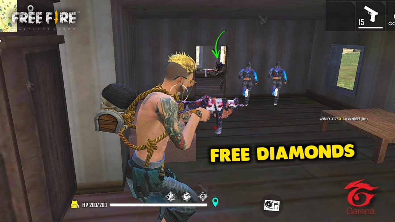 Ajjubhai Solo vs Squad Gameplay with 11000+ Diamonds Giveaway Announcement - Garena Free Fire
