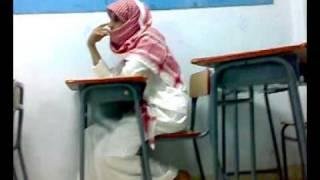 استهبال طلاب مدرسة علوم الرياض