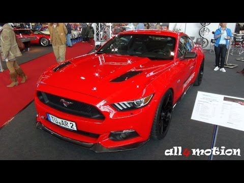 asch mustang am1 supercharged based on 2016 ford mustang v8 retro classics youtube. Black Bedroom Furniture Sets. Home Design Ideas