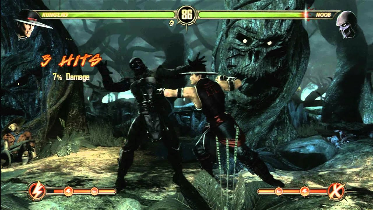 Cgrundertow Mortal Kombat For Xbox 360 Video Game Review Youtube