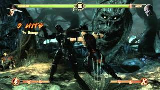 CGRundertow - MORTAL KOMBAT for Xbox 360 Video Game Review