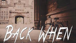 BACK WHEN - Deep Storytelling Piano Rap Beat | Nostalgic Storytelling Instrumental