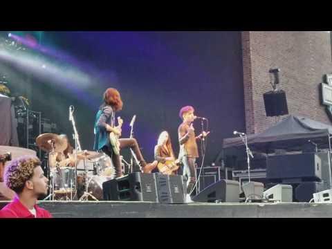 Greta Van Fleet - Watching Over - Summerfest 2017 Milwaukee, WI