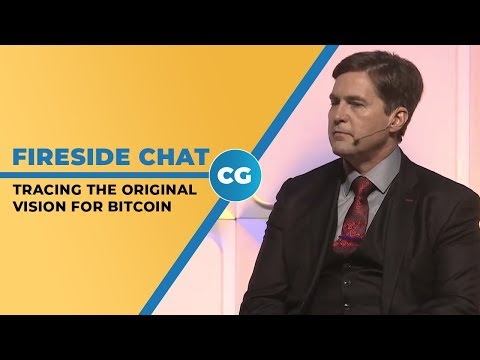 CoinGeek Toronto Conference 2019: Dr. Craig Wright talks about the origin of Bitcoin