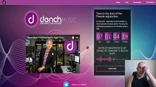 DenchMusic - крутая музыкальная платформа.