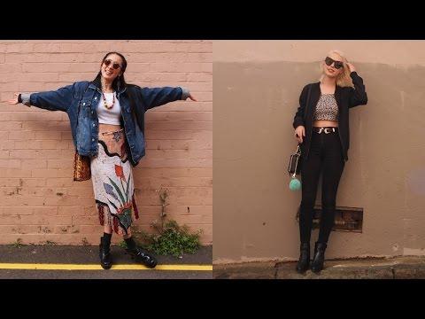 VLOG + OOTDS || SURRY HILLS + REDFERN