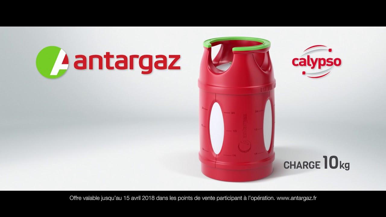 Calypso La Bouteille De Gaz Innovante Par Antargaz Youtube