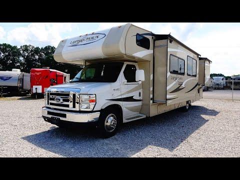 2014-coachmen-leprechaun-319ds-class-c-gas,-2-slides,-solar,-outside-kitchen,-11k-miles,-$49,900