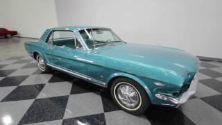 116 NSH 1965 Ford Mustang GT
