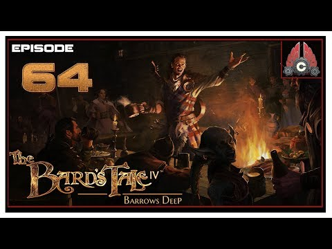 Let's Play The Bard's Tale IV: Barrows Deep With CohhCarnage - Episode 64