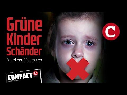 COMPACT 7/2015: Grüne Kinderschänder