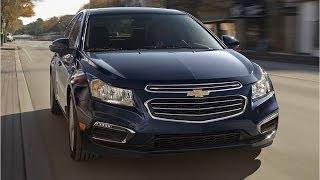 2015 Chevrolet Cruze - Новый Шевроле Круз 2015