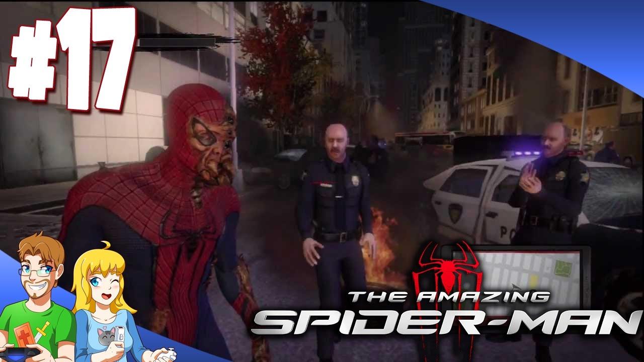 The Amazing Spider-Man | Part #17: Half Man Half Spider ... - photo#23