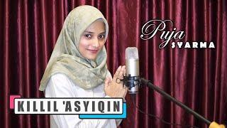 PUJA SYARMA LAGU ARAB KILLIL 'ASYIQIN (Cover Version)