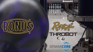 Radical Bowling // BONUS // ThroBot Ball Review // URD 08-06-2020