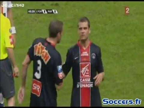 Lyon 1-0 PSG (Finale de Coupe de France 2007-2008)