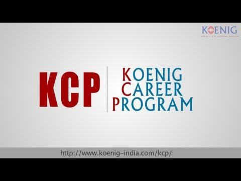 Koenig Career Program with 100% Job Guarantee