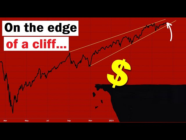 Markets Are on the Edge of a Cliff (Will this