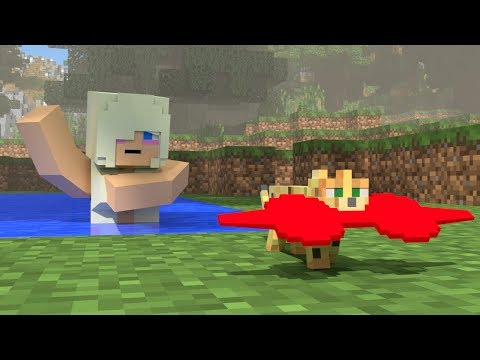 Ocelot Life - Crafter Minecraft Animation