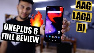 OnePlus 6 Full Review in Hindi - 35 Hazar Mein Mazaa Aa Gaya!