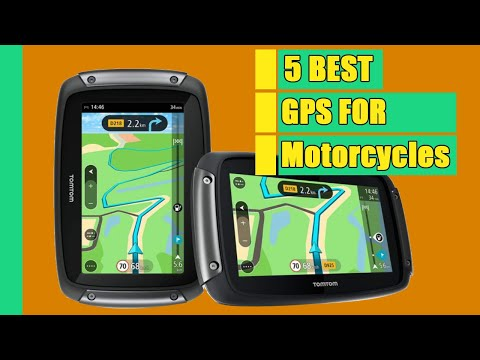Motorcycle GPS: 5 Best GPS for Motorcycles in 2020 | Buying Guide
