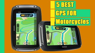 Motorcycle GPS: 5 Best GPS for…