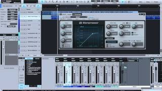 Presonus Studio One: Ducking Effect for Dj Drops on Mixes