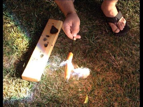 Solar Death Ray vs Hot Dog