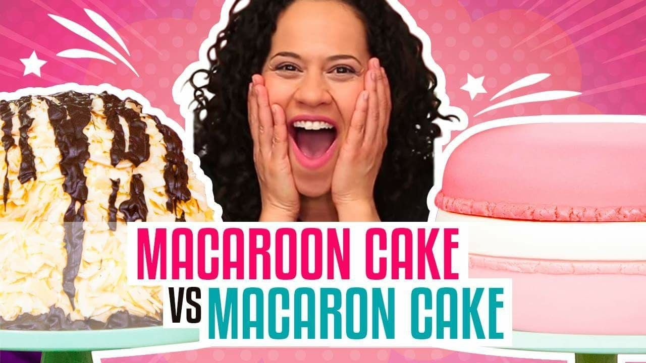 how-to-make-a-giant-coconut-macaroon-french-macaron-out-of-cake-yolanda-gampp-how-to-cake-it