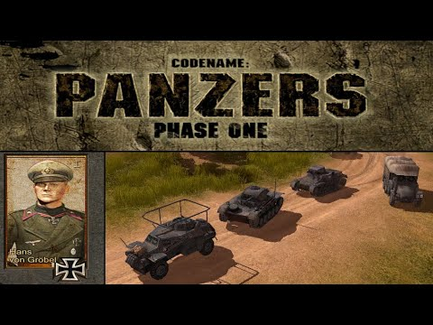 Codename Panzers Phase One. German Level 9. Well deserved holiday.mp4 |