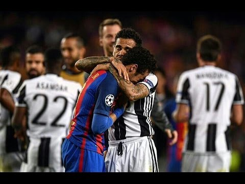 Barcelona vs Juventus 0-0 (agg 0-3) April 19th 2017 Highlights!