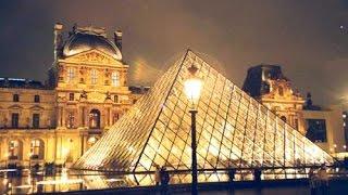 видео Музей Лувр в Париже