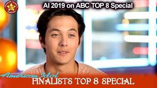 Laine Hardy Part 1 Meet Your Finalists | American Idol 2019 Top 8