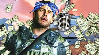 INSANE FAST RAPPER 'Raps The Map' on Call of Duty! (Epic Rapping)